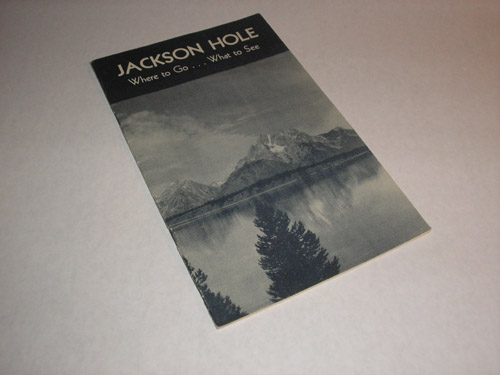 Jackson Hole Where to Go ... What to See