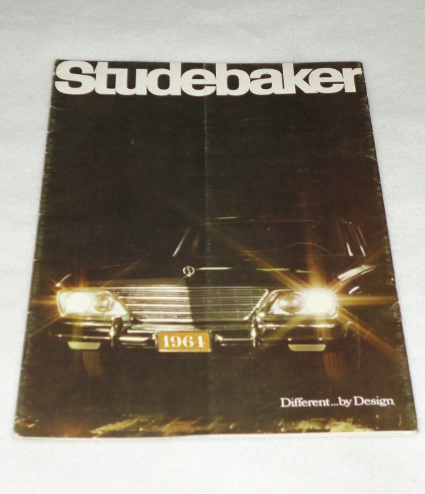 Studebaker Different ... by Design