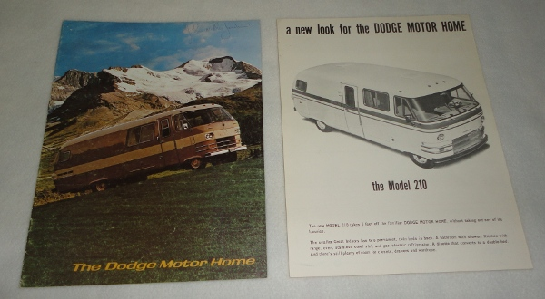 The Dodge Motor Home, Travco Corporation
