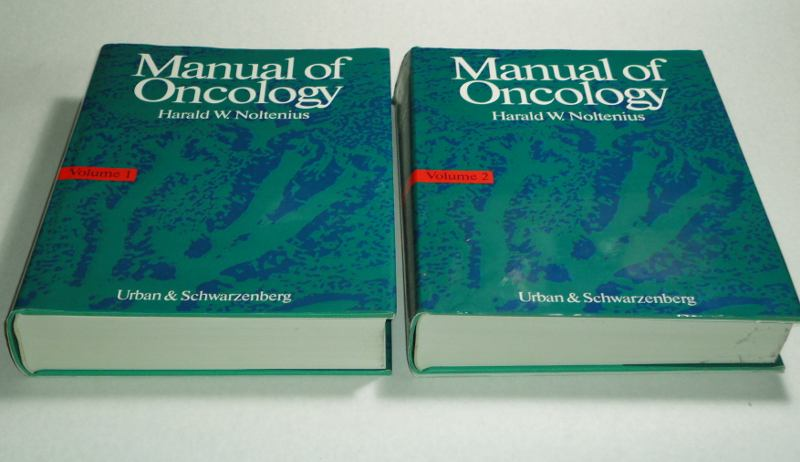 Manual of Oncology, Noltenius, Harald W.